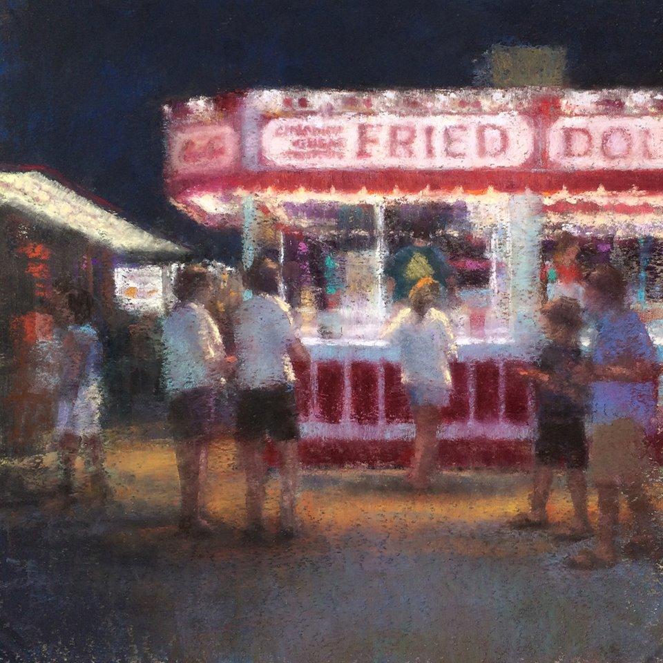 Jeanne Tangney - Fried Dough
