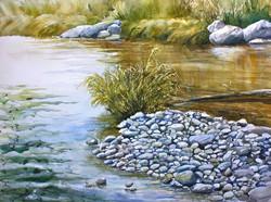 Claudia Artzmann - River's Edge