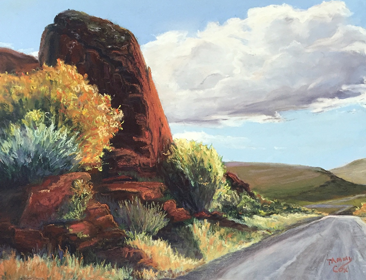 Tammy Cox - Red Canyon Road