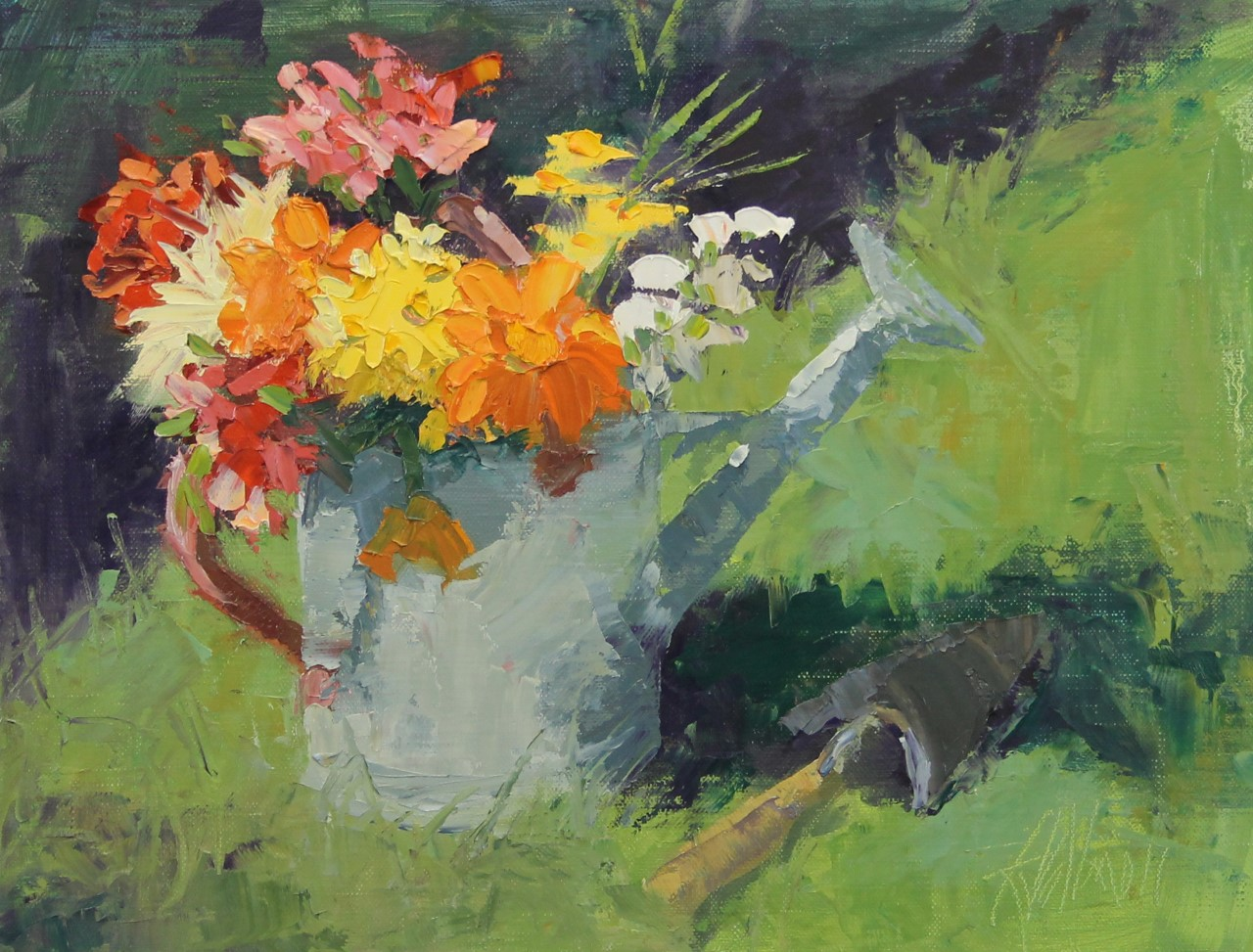 Robin Wellner - Watering Can
