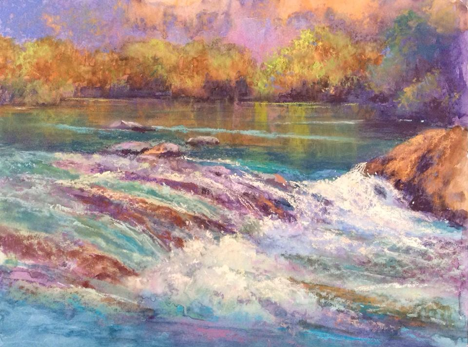 Janis Ellison - Fall Rush