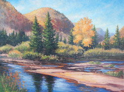 Cathy Lachance - In the River Valley