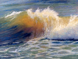 Jacquelyn Blue - Illuminated Wave