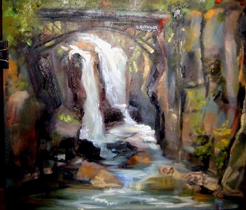 Carmen Corrigan - Patterson Falls, NJ