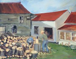 Douglas Howe - Preparing for Winter
