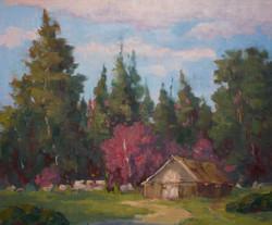 Igor Staritsin - Stanley Park Study