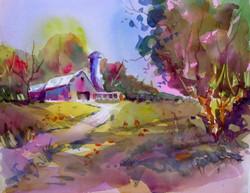 David Finnell - Distant Farm
