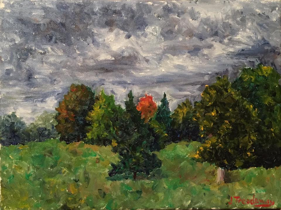 Justin Treadaway - Autumn Beginnings