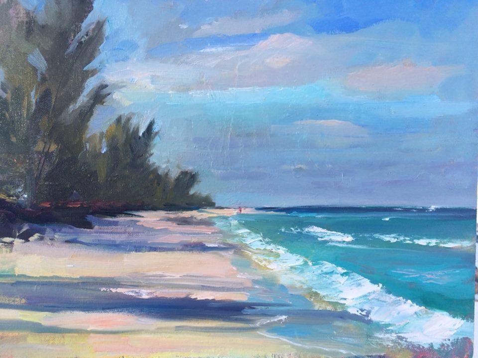 Walter Bartman - Turquoise Surf