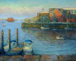 Irina A. Pisarenko - Boston Harbor