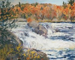 Douglas Howe - Nesowadnehunk Falls