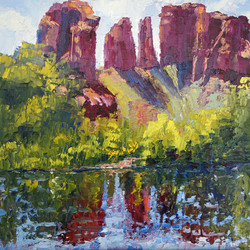 Terry Chacon - Red Rock Reflections