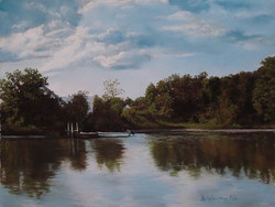 Marlene Wiedenbaum - Peaceful Water