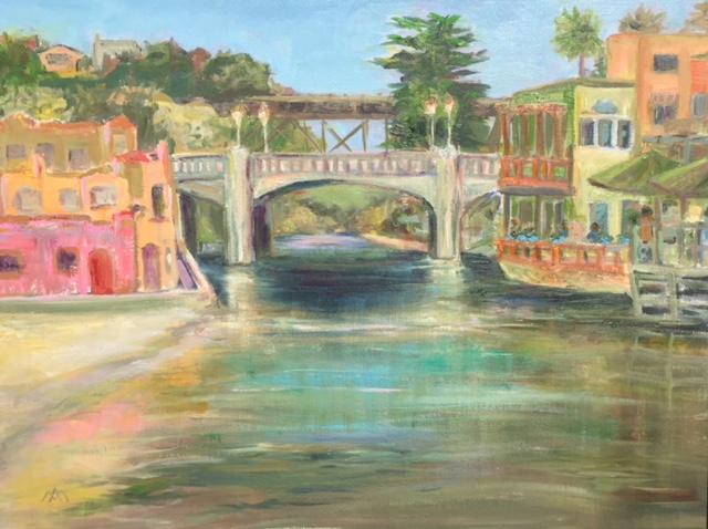 Annette D McGowan - Stockton Bridge