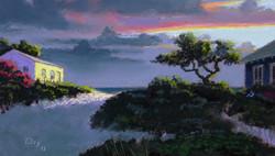 Curtis Eley - Ocean View Dawn