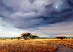 Ina Millman Impending Storm - Bela Bela