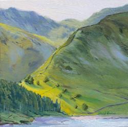 David Barber - Castle Crag