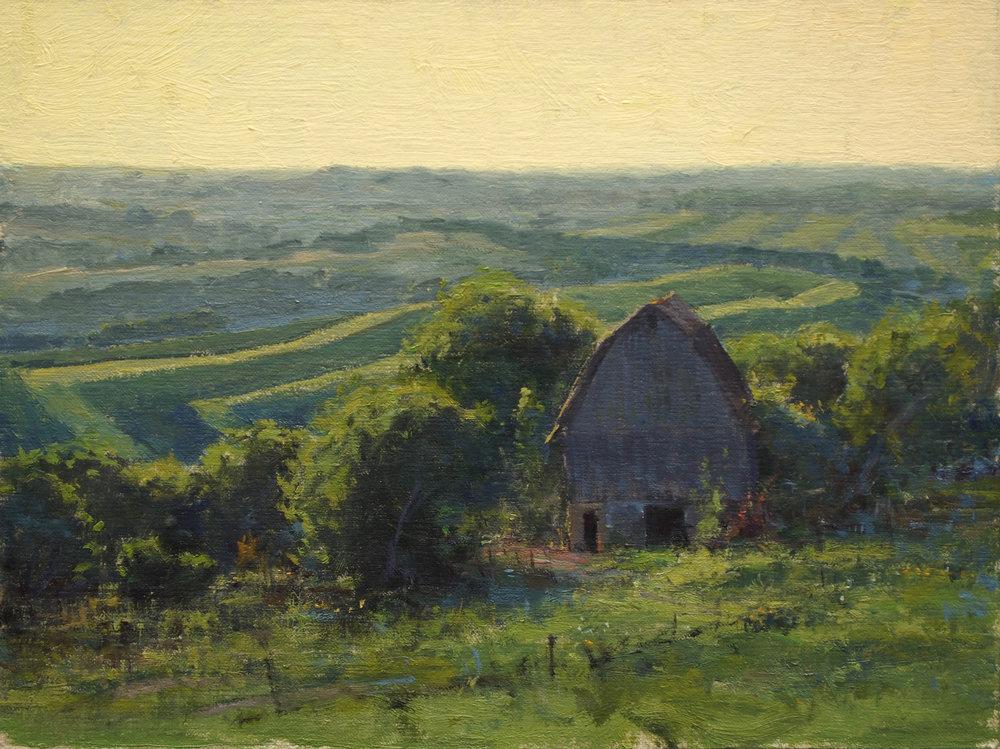 Joshua Cunningham - Beyond the Barn