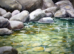 Claudia Artzmann - Shallow Water