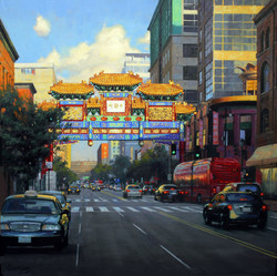 Gavin Glakas - Chinatown Gold