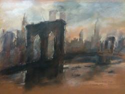 Monika Niżyńska - Brooklyn Bridge
