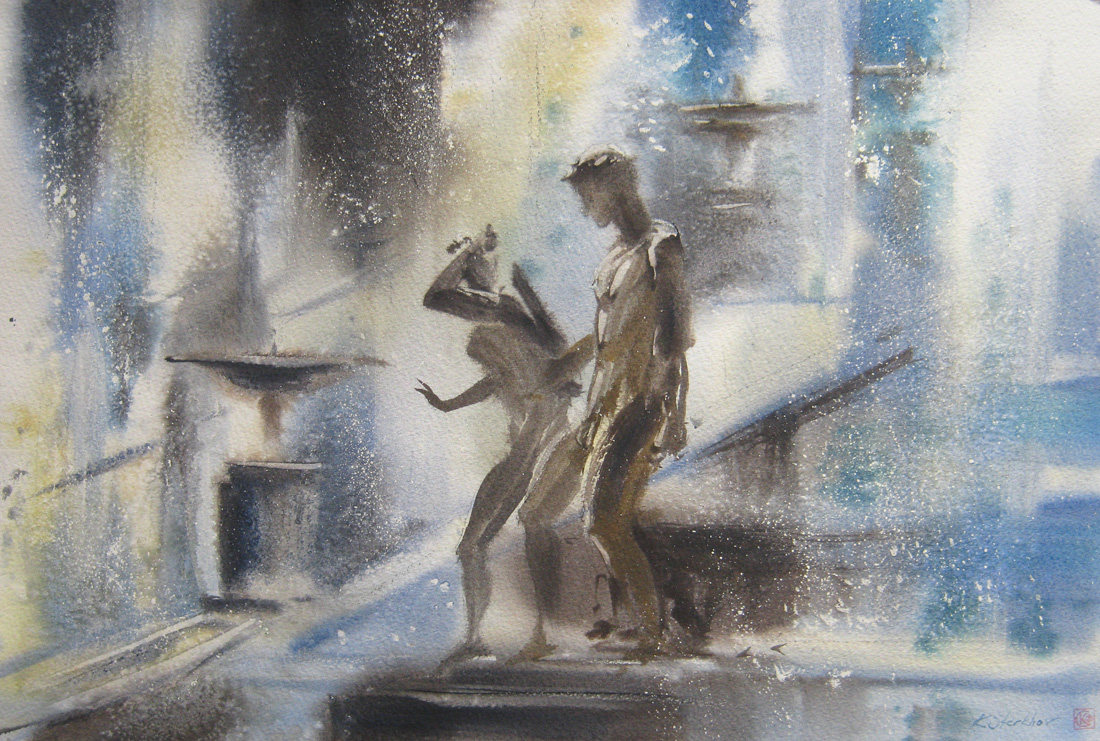 Konstantin Sterkhov - Fountains