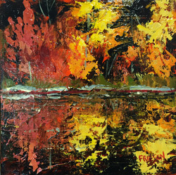 Holly Friesen - Fire Water