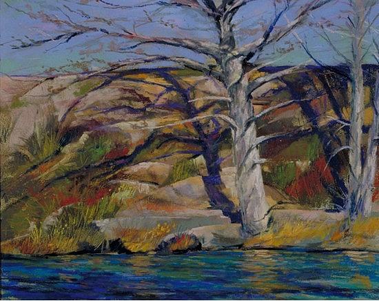 Mike Etie - Ancient Cypress