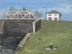 Matt Chinian - Champlain Canal Lock #6 Ft. Edward, NY