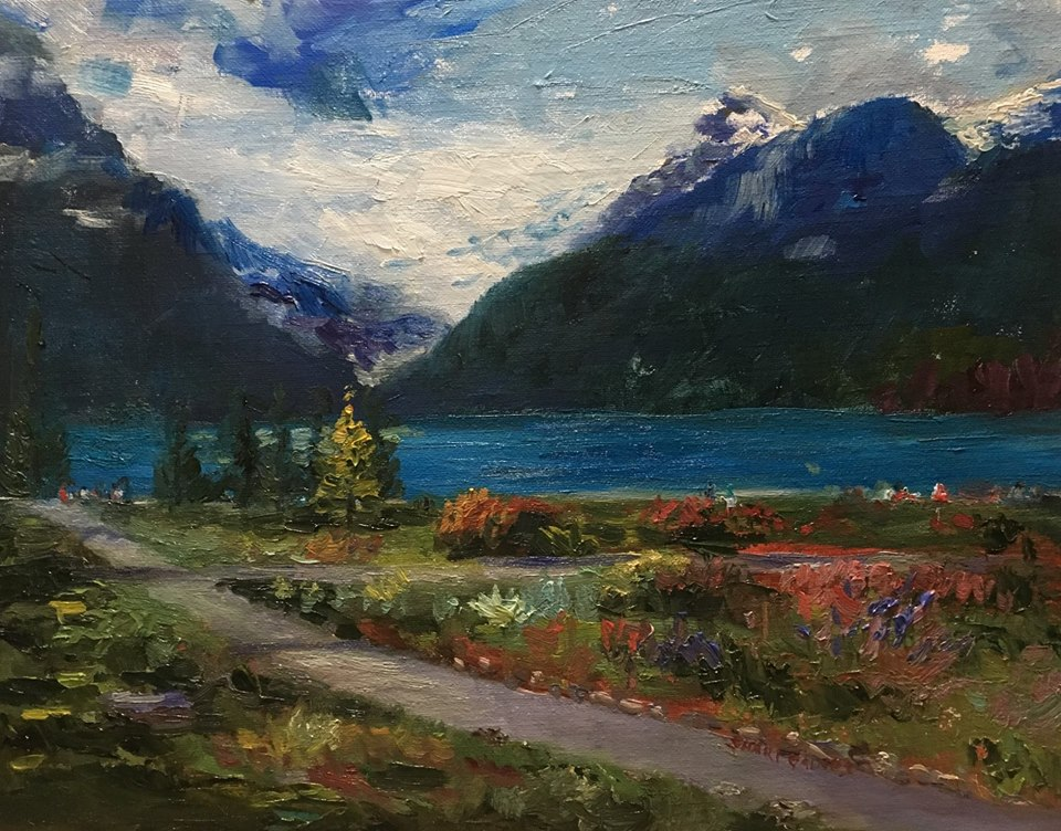 Shari Gaines - Lake Louise