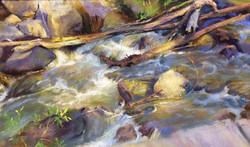 Cindy Kopenhafer - Taos Stream