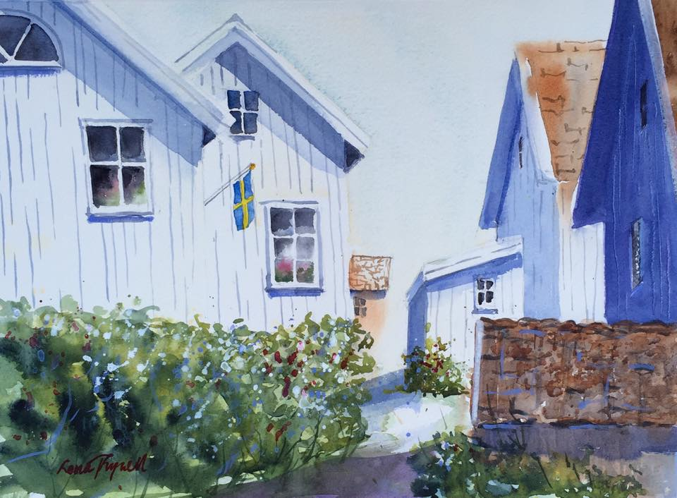 Lena Thynell - Island Karingon, Sweden