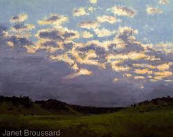 Janet Broussard - Panhandle Sunset