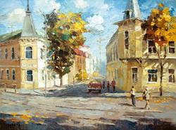 Dmitry Spiros - Autumn Day, Samara