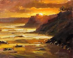 Jason Sacran - Hendry's Beach Sunset.jpg