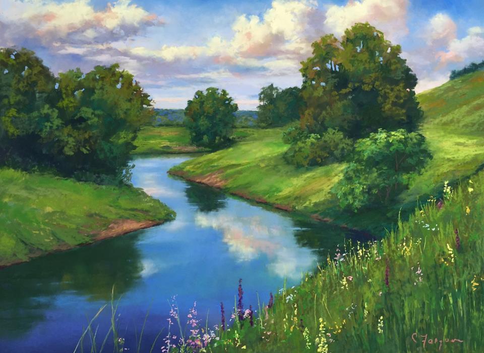 Candi Ferguson - Summer's Colors