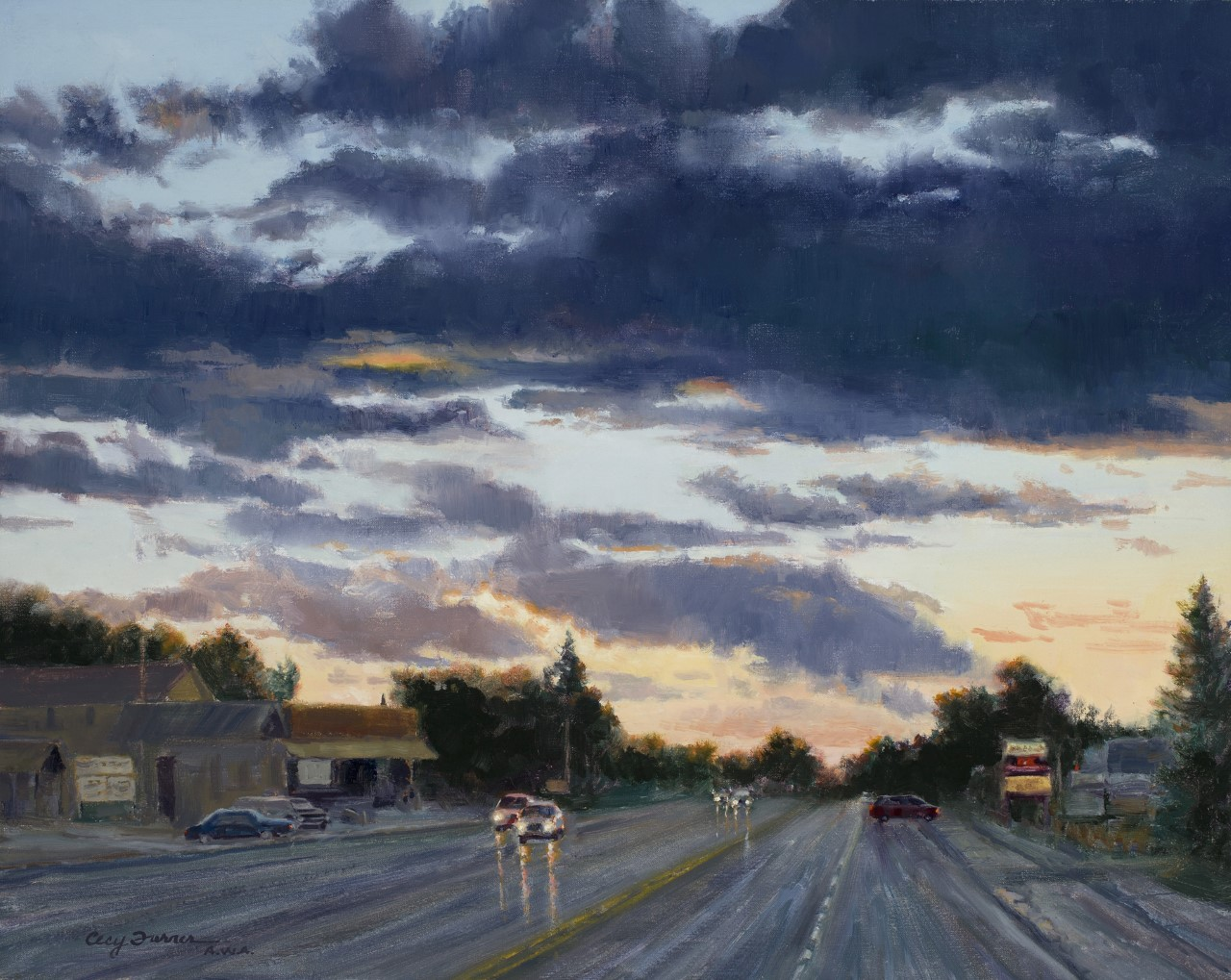 Cecy Turner - A Night Out in Pinetop