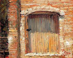 Sharon Repple - Wooden Entrance