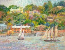 Ramona Dooley - Island Sailing