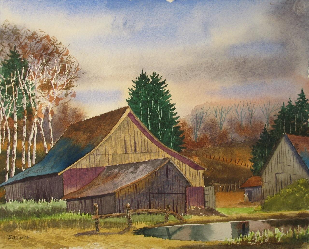 Roy Tibbits - Blackies Barn