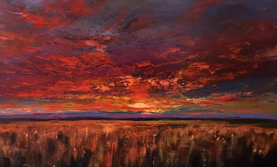 Lindy Wiese - Sunset