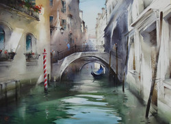 Ilya Ibryaev - Noon - By the Canals of Venice