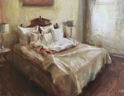 Kyle Ma - Sunlit Bedroom