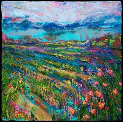 Nancy Overbury - Spring Showers