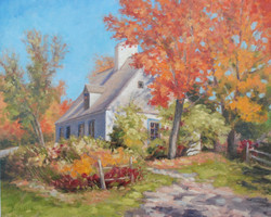 Cathy Lachance - The Old House