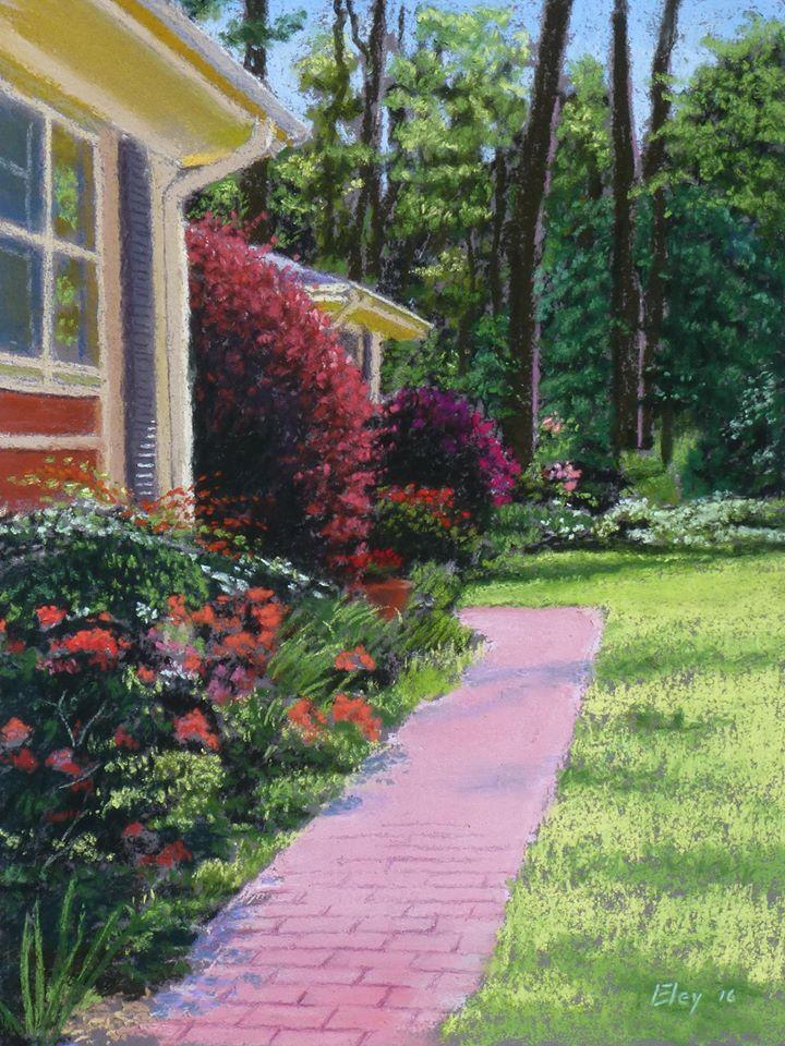 Curtis Eley - Emmert's Walk
