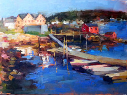 Aline Ordman - Docks and Boats