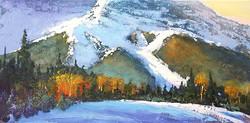Linda Wilder - Winter On The Hill