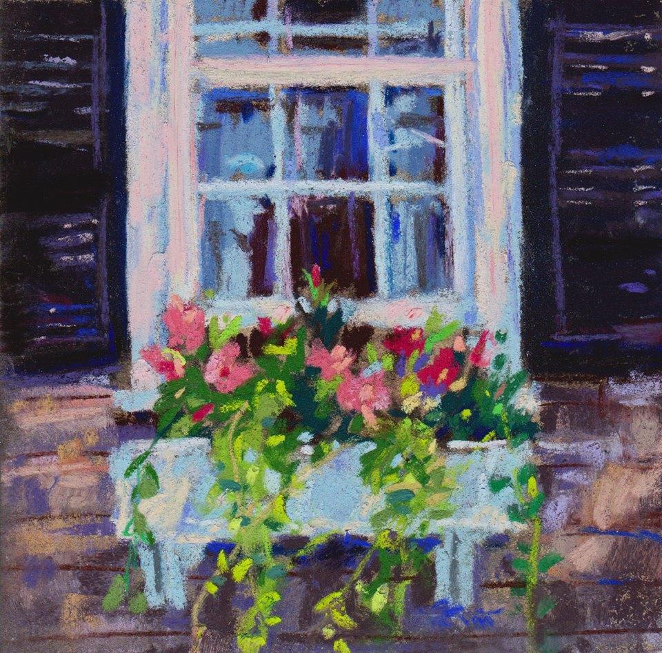 Kim Morin Weineck - Window Box
