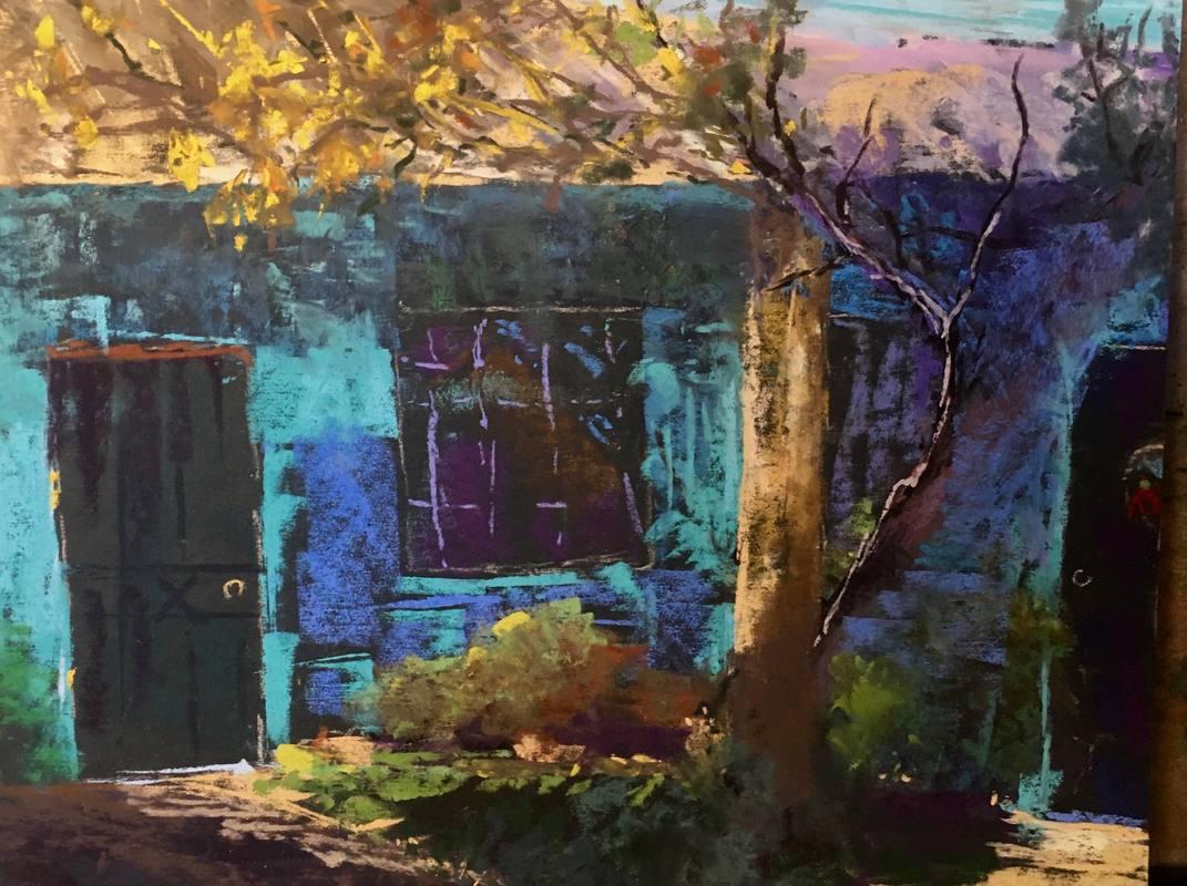 Robert S. Weinblatt - Abode Blue